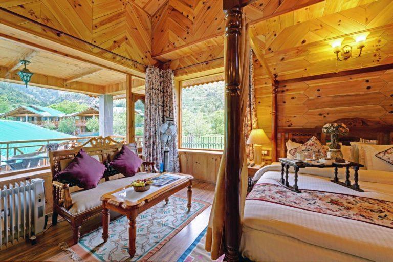 Premium Rooms (Rohtang Duplexes)