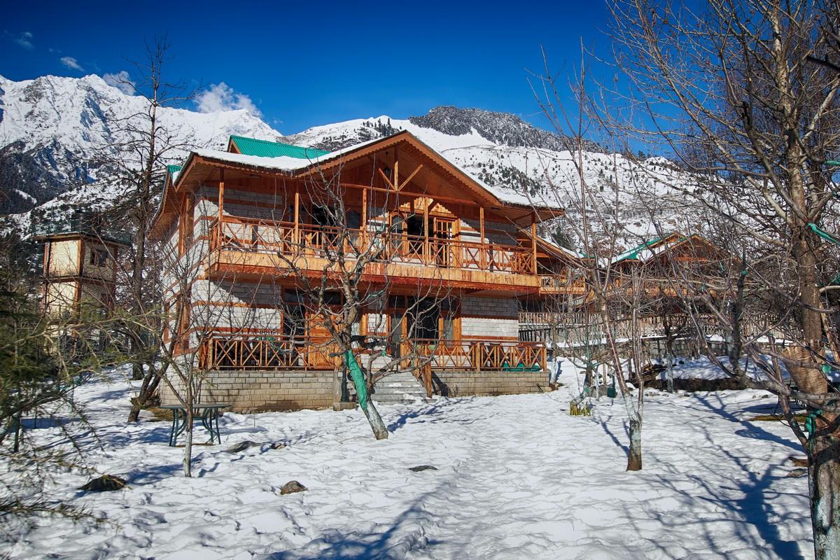 Chinar Villa Exclusive Cottage